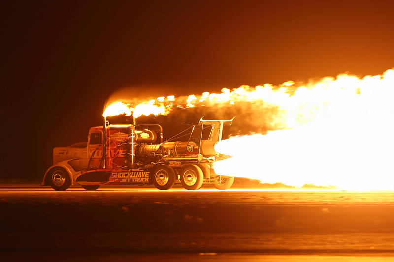 Hell's Truck