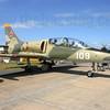 Aero L-39 Albatros warbird in Soviet markings, Australian civil registration VH-ATD, Avalon Airshow 2005.