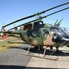 Australian Army Kiowa scout helicopter A17-016, Avalon Airshow 2005