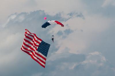 FlyingAmericanFlag