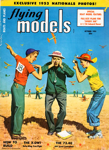 Flying Models_1953-10