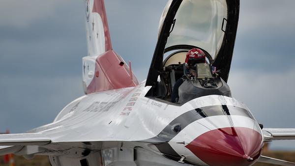 USAF Thunderbird #1
