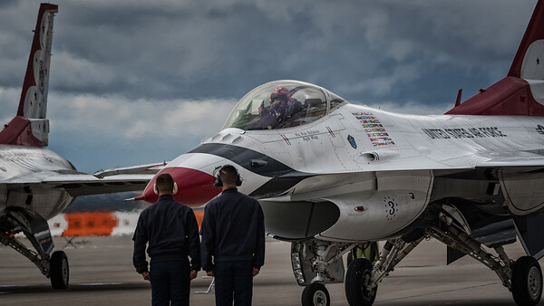 "USAF Thunderbirds - #3 ""Hassel"""