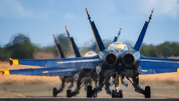 US NAVY Blue Angels #4
