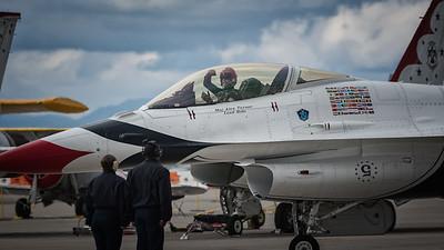 "USAF Thunderbirds - #5 ""Tuna"""
