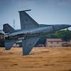 F-16 Afterburner Take OFF