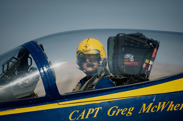 CAPT. Greg McWherter