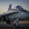 Canadian F-18 Demo Team