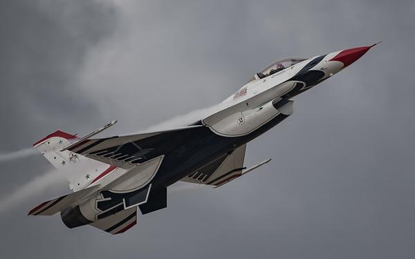 USAF Thunderbird #2