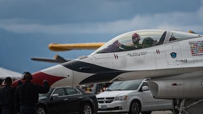 "USAF Thunderbirds - #6 ""Skate"""