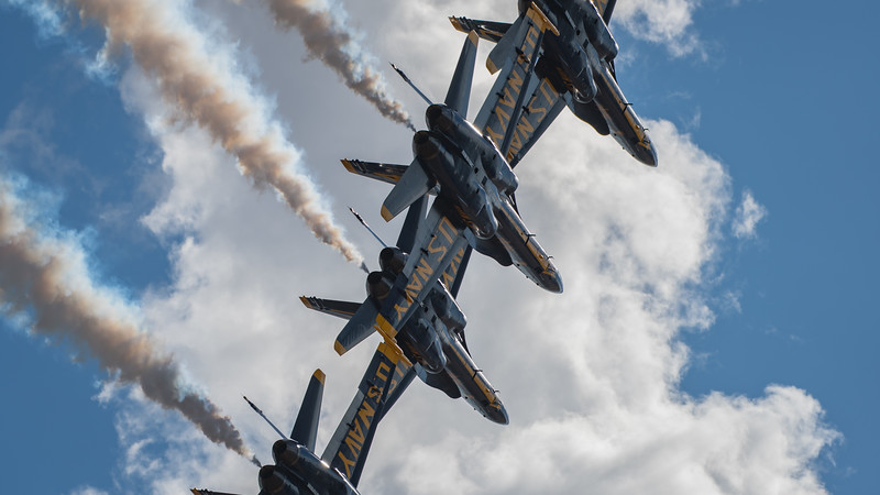 US NAVY Blue Angels #8