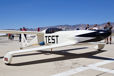 Mojave Experimental Fly-in