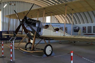 Replica Royal Aircraft Factory B.E.2A, '471', Montrose Air Station    - 17/09/16.