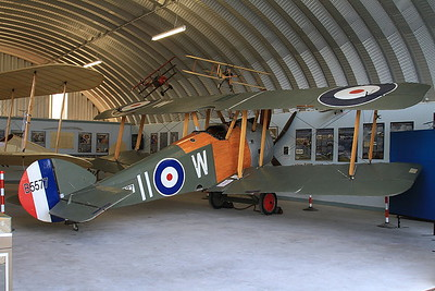 Replica Sopwith F.1 Camel, 'B5577', Montrose Air Station     - 17/09/16.