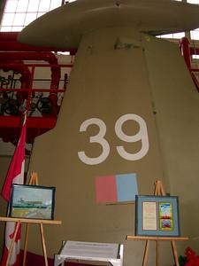 Nimrod XV239 Tail