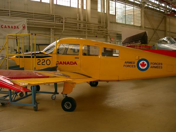 Beechcraft CT-134 Musketeer