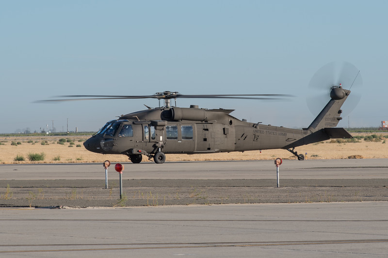 UH-60 at NAS Lemoore