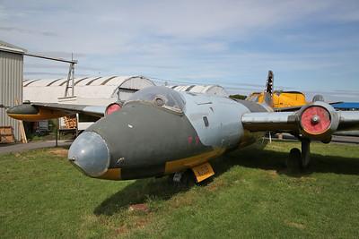 ex-RAF English Electric Canberra TT.18, WJ639 - 04/08/18