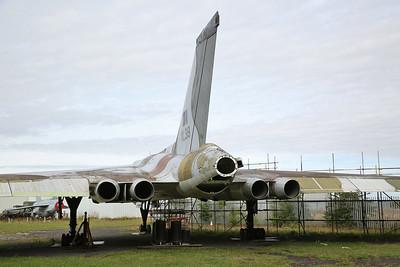 ex-RAF Avro Vulcan B.2, XL319 - 04/08/18