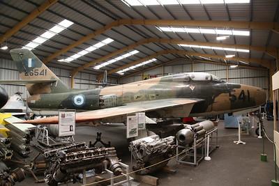 ex-USAF & Greek AF Republic F-84F Thunderstreak, 52-6541 - 04/08/18