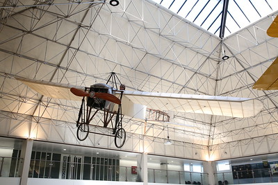 Replica Bleriot XI-2 'Britannia' (New Zealand's first military aircraft) - 21/10/18