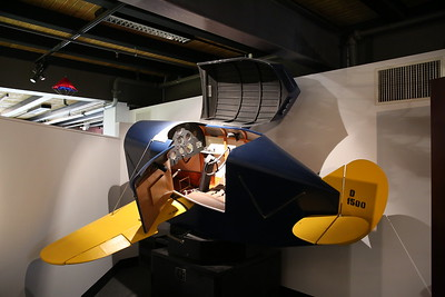 ANT 18 Link Trainer, early flight simulator - 21/10/18