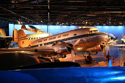ex-RNZAF Douglas C-47 Dakota, NZ3551 - 21/10/18