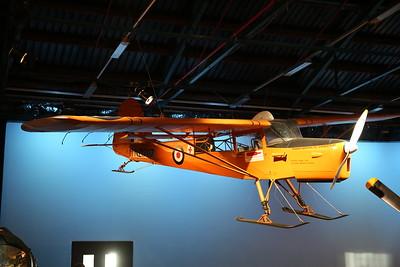 ex-RNZAF Auster Mk.7c, NZ1707, (originally RAF WE563) ... used on the NZ Antarctic Expedition 1956-1961 - 21/10/18