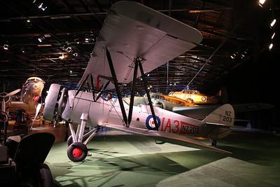 ex-RNZAF Avro 626, NZ203 - 21/10/18