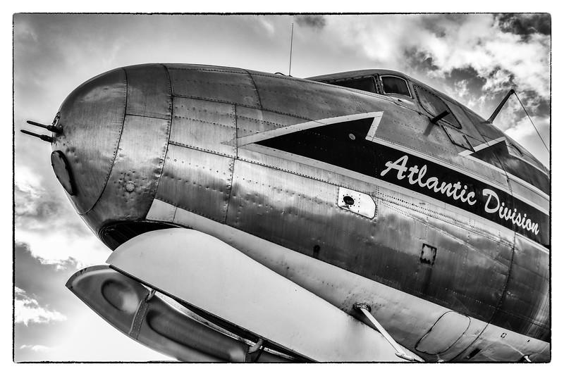 Douglas C-54D Skymaster