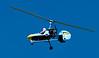 Montgomerie-Bensen 8MR gyrocopter G-BZOF, Lazonby (Cumbria), 3 June 2006 - 1500