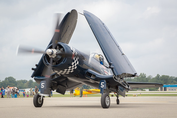 Oakland County International Airport Airshow 2014