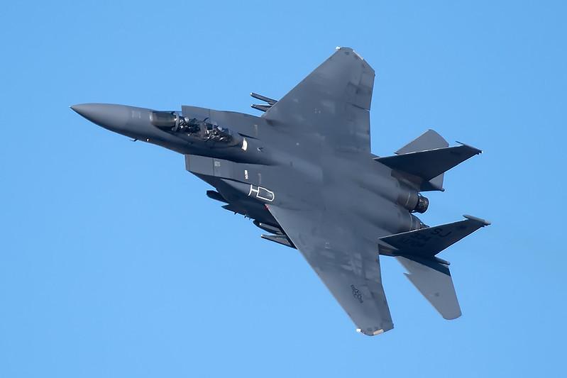 JFK - 1/1/2018 (F-15s)