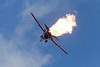 Photo taken March 15, 2008.  An F-111 Aardvark performs for the crowd at the Ohakea Airshow near Bulls, NZ.