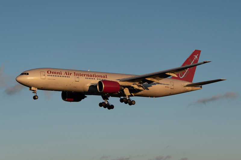 2004 777-2U8ER<br /> N819AX<br /> s/n 33681<br /> <br /> ex Kenya Airways (5Y-KQU)<br /> <br /> 1/20/19 BWI