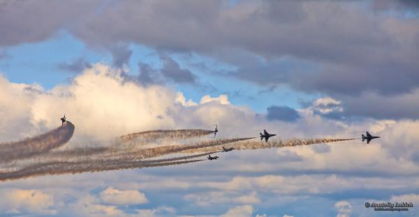 2009 Oregon International Airshow, Hillsboro, Oregon