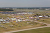 Photo taken July 28, 2007.  The view from above...  Photo taken from the EAA Ford Tri-Motor during EAA Airventure 2007.
