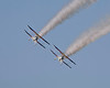 "Photo taken August 1, 2008.  The ""Iron Eagles"" aerobatic team at EAA AirVenture 2008."