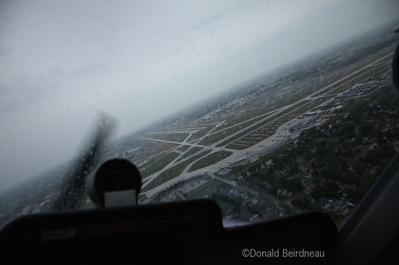 Getting ready to Land