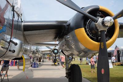 Bunch o B-25's