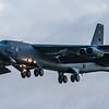 Boeing B-52H Stratofortress - USAF - 2BW - 20th BS - LA AF 60-0025 - RAF Fairford (March 2019)