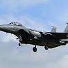 F15-E Eagle - 48FW - LN 48OG AF 91-0318 - RAF Lakenheath (April 2016)