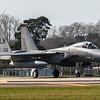 F15-C Eagle - 48FW - 493FS - LN AF 86-0166 - RAF Lakenheath (March 2019)