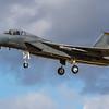F15-C Eagle - 48FW - 493FS - LN AF 86-0174 - RAF Lakenheath (March 2019)
