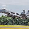F15-C Eagle - 48FW - 493FS - LN AF 86-0156 - RAF Fairford (July 2017)