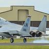 F15-C Eagle - 48FW - 493FS - LN AF 86-0165 - RAF Fairford (July 2016)
