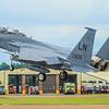 F15-E Strike Eagle - 48FW - 492FS - LN AF 91-0605 - RAF Fairford (July 2016)
