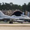 F16-C Falcon - 31FW - 510FS - AV AF 88-0525 - RAF Lakenheath (September 2020)