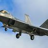 F22 Raptor - 325FW - 95FS - TY AF 05-4084 - RAF Lakenheath (April 2016)