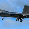 F22 Raptor - 325FW - 95FS - TY AF 05-4107 - RAF Lakenheath (April 2016)